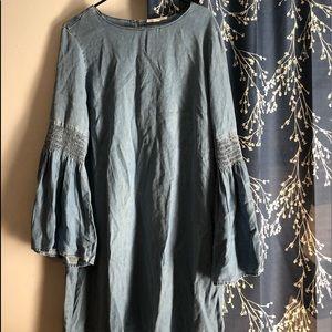 Blue-Jean Dress